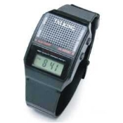 EZ to Hear & Set Talking Watch w/ 3 Alarm Sounds (Unisex)