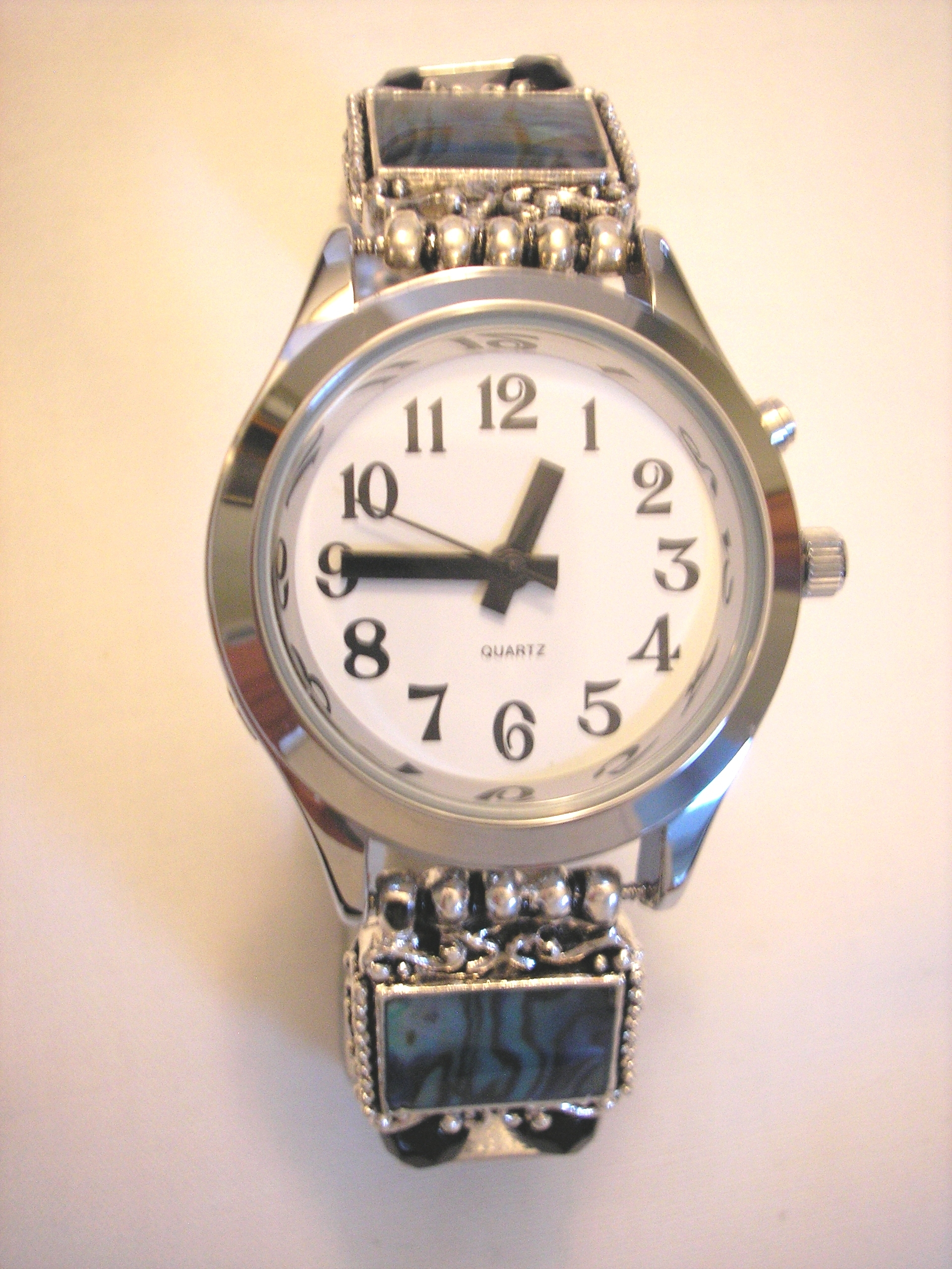 gents wrist living watches blackburn ladies daily blind talking society